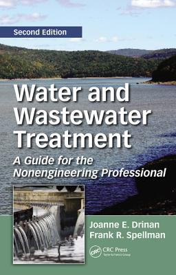 Water and Wastewater Treatment By Drinan, Joanne